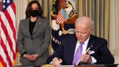 """صورة أول تحرك أمريكي رسمي من إدارة """"بايدن"""" بشأن الأوضاع شمال سوريا"""