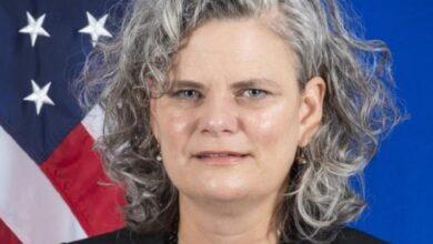 """صورة الإدارة الأمريكية الجديدة تعين """"إيمي كترونا"""" ممثلة خاصة لشؤون سوريا"""