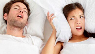 صورة كيفية التخلص من الشخير أثناء النوم.. إليكم خمس طرق بسيطة لكنها مضمونة!