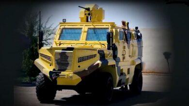صورة الجيش الوطني السوري يصنع عربة تكتيكية مدرعة بخبرات محلية شمال سوريا.. إليكم أبرز مواصفاتها (فيديو)