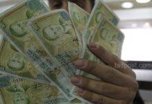 صورة الليرة السورية تهوي إلى مستوى قياسي جديد أمام الدولار والذهب يسجل سعراً هو الأعلى في تاريخ سوريا
