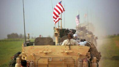 """صورة مسؤول أمريكي يطالب """"بايدن"""" بتحرك عسكري سريع ضد نظام الأسد"""