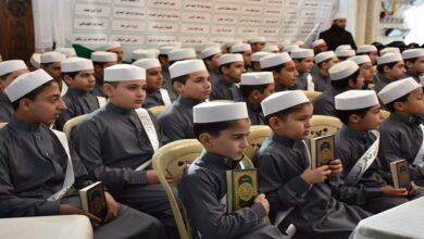 """صورة """"نهضة علمية كبيرة"""".. تخريج المئات من حفظة القرآن الكريم على امتداد الشمال السوري!"""