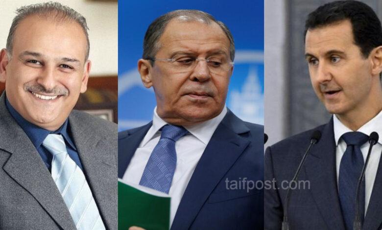 جمال سليمان الترشح لرئاسة سوريا