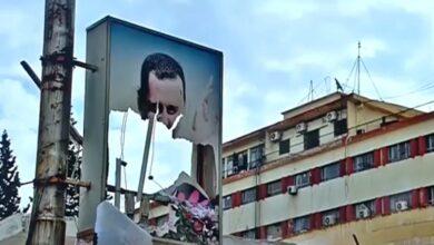 صورة حملة جديدة ضد ترشح بشار الأسد.. وثلاثة سيناريوهات متوقعة بشأن انتخابات الرئاسة القادمة في سوريا