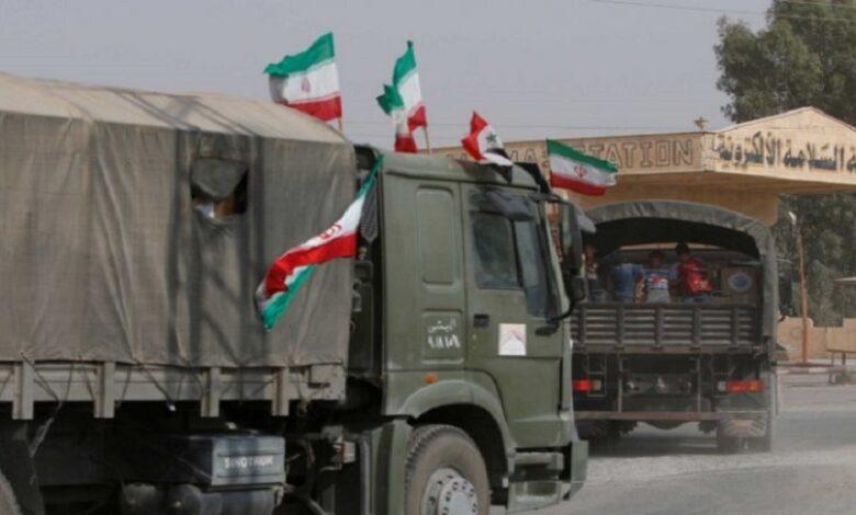 خروج القوات الإيرانية من سوريا