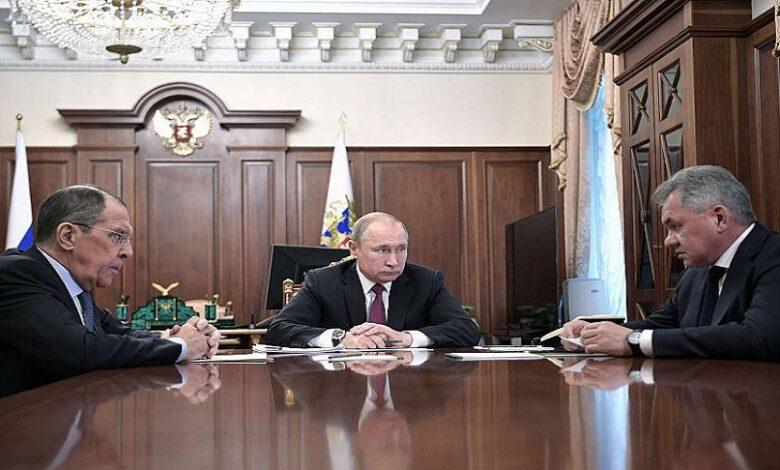 خطة روسية بشار الأسد