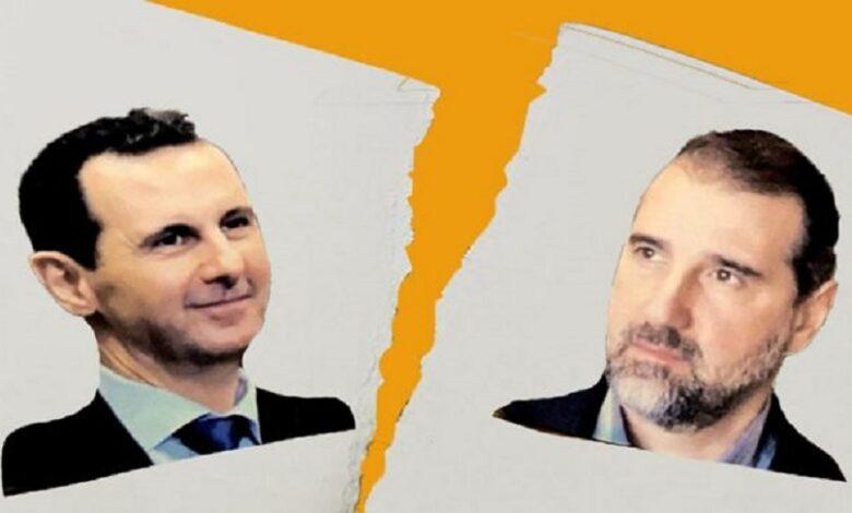رامي مخلوف نظام الأسد