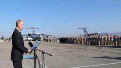 صورة من قاعدة حميميم.. رسالة من بوتين إلى بايدن بشأن الوجود العسكري الروسي في سوريا