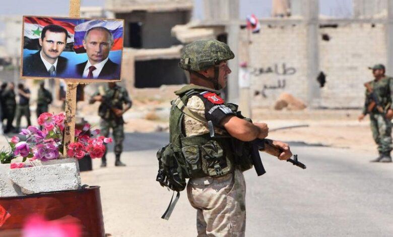 روسيا تحرير إدلب