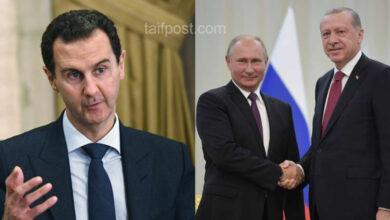 صورة بشار الأسد يتحدث عن اتفاق استراتيجي بين روسيا وتركيا بشأن إدلب