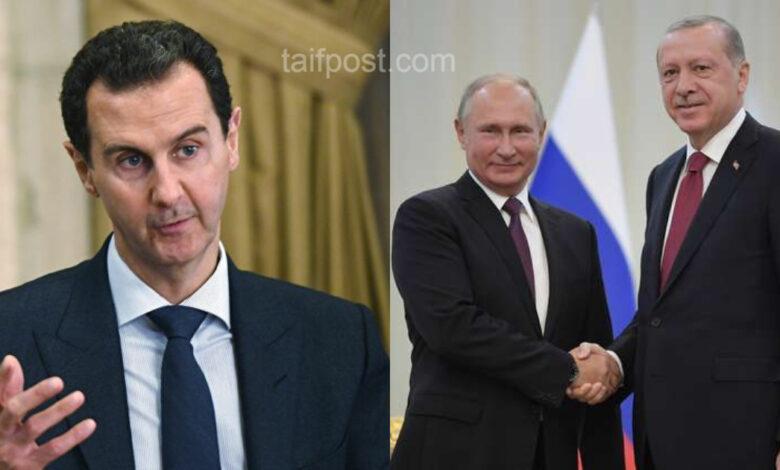 روسيا وتركيا إدلب