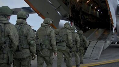 صورة روسيا تستعد لنشر قوات حفظ سلام على الأراضي السورية ومصدر يتحدث عن خطة موسكو القادمة في سوريا