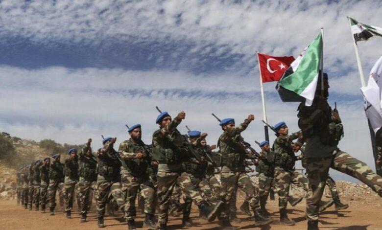 مجلس عسكري لقيادة سوريا