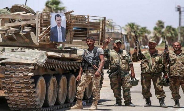نظام الأسد مدينة الباب