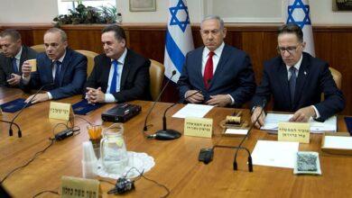 صورة وزير إسرائيلي يتحدث عن خلافات بين الجيش والحكومة في إسرائيل بشأن سوريا ومستقبل بشار الأسد