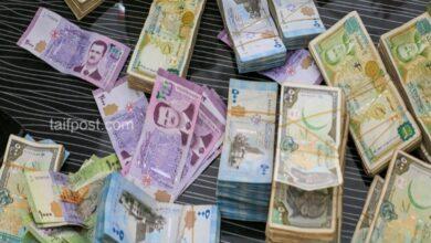 صورة ارتفاع قياسي تسجله الليرة السورية مقابل الدولار وانخفاض ملحوظ بأسعار الذهب على الصعيد المحلي!