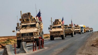 """صورة إدارة """"بايدن"""" تحدّد مدة بقاء عناصر الجيش الأمريكي في سوريا وتقرير يتحدث عن تعدادهم وأماكن توزعهم!"""