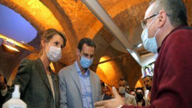 صورة أول تعليق من القيادة الروسية حول الحالة الصحية لبشار الأسد وزوجته بعد إصابتهما بفيروس كورونا