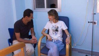 صورة بيان عاجل من الرئاسة السورية حول الحالة الصحية لبشار الأسد وزوجته أسماء!