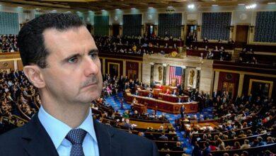 """صورة من الكونغرس الأمريكي إلى """"بايدن"""".. رسالة عاجلة بشأن بشار الأسد ونظامه!"""