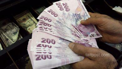 صورة بعد توقعات بارتفاعها.. الليرة التركية تنخفض إلى أدنى مستوياتها مقابل الدولار منذ بداية عام 2021