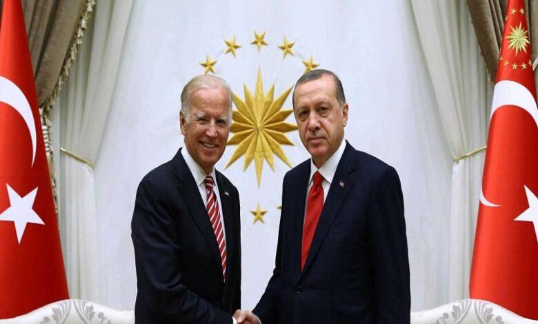 بايدن تركيا مستقبل الأسد
