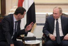 """صورة خبير روسي يتحدث عن فرصة أخيرة منحها بوتين لـ """"بشار الأسد""""..!"""