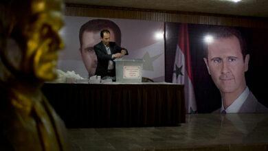 صورة محلل روسي يتحدث عن مدى إمكانية توجه بشار الأسد نحو تأجيل انتخابات الرئاسة في سوريا