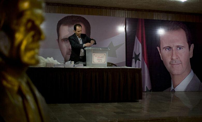 تأجيل انتخابات الرئاسة في سوريا