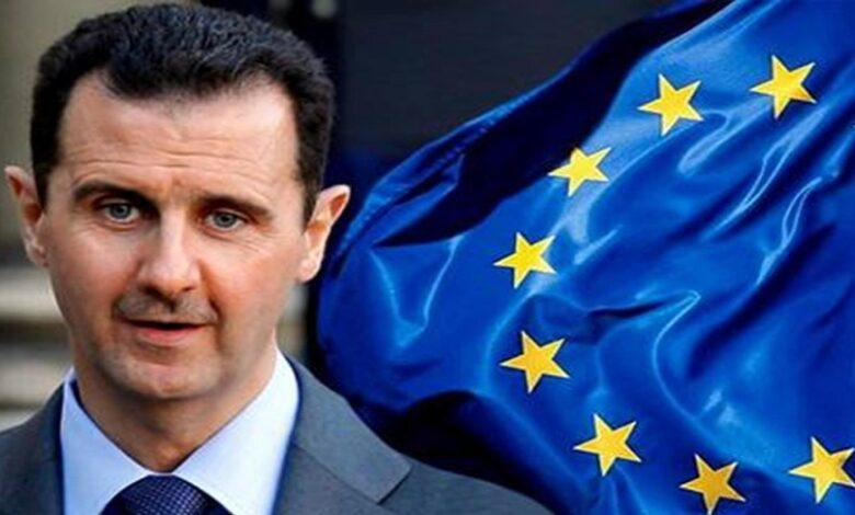 دول أوروبية رسالة لنظام الأسد