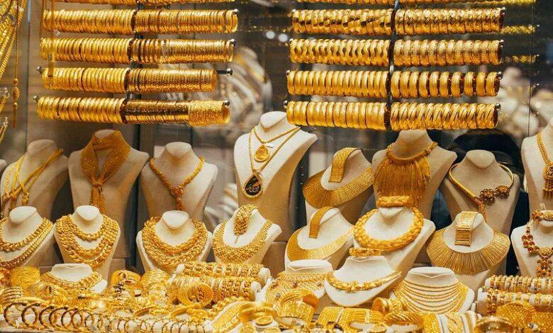سعر غرام الذهب الرسمي في سوريا