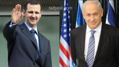 صورة مصادر تتحدث عن طلب إسرائيلي مقدم للإدارة الأمريكية بشأن مستقبل بشار الأسد والوضع في سوريا