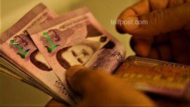 صورة انخفاض في قيمة الليرة السورية أمام الدولار والعملات الأجنبية وارتفاع بأسعار الذهب في سوريا