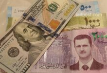 صورة انخفاض في قيمة الليرة السورية مقابل الدولار والعملات الأجنبية وهذه أسعار الذهب محلياً وعالمياً