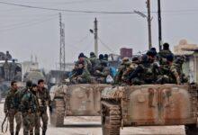 صورة حشود عسكرية للنظام تصل ريف إدلب والمعارضة ترفع جاهزيتها.. قيادي معارض: كافة السيناريوهات محتملة!