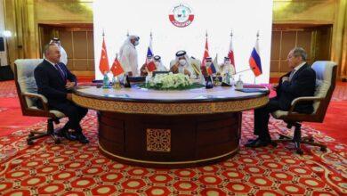 صورة روسيا تستبعد إيران من اجتماع الدوحة وحديث عن مسار سياسي جديد في سوريا.. إليكم تفاصيله!