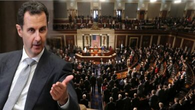 """صورة مشروع قرار أمريكي لتحديد طريقة التعامل مع بشار الأسد.. وإدارة """"بايدن"""" ترد على دعوات رفع قانون """"قيصر"""""""