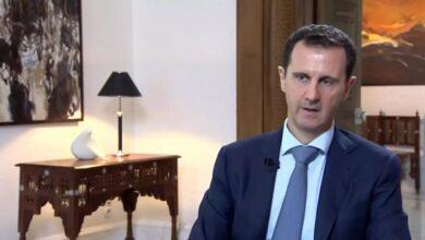صورة النظام السوري يحسم الجدل بشأن نقل بشار الأسد إلى روسيا للعلاج ويعلق رسمياً على وضعه الصحي!