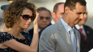 صورة هل تم نقل بشار الأسد وزوجته إلى روسيا على متن طائرة خاصة بعد تراجع حالتهما الصحية.. مصادر توضح!