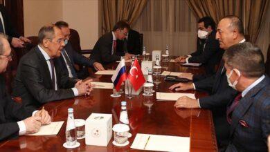 صورة اجتماع ثلاثي بين وزراء خارجية روسيا وتركيا وقطر بشأن سوريا ورياض حجاب يعود إلى الواجهة مجدداً