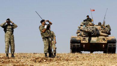 """صورة مصدر يتحدث عن استعداد تركيا لشن عملية عسكرية جديدة في سوريا رداً على بيان """"بايدن""""!"""