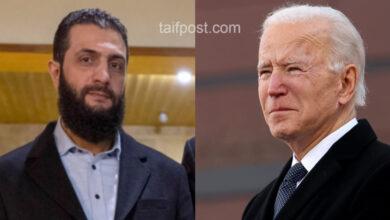"""صورة """"الجولاني"""" يغازل إدارة """"بايدن"""" ويتحدث عن مصالح مشتركة مع أمريكا ودول الغرب في سوريا والمنطقة!"""