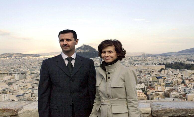 الدور القيادي لأسماء الأسد في سوريا