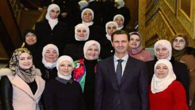 صورة من الدعوة الدينية إلى السياسة ودعم النظام السوري.. ما علاقة القبيسيات بنظام بشار الأسد؟