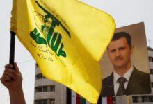 """صورة صحيفة لبنانية تتحدث عن ترتيبات يجريها """"حزب الله"""" لإجبار اللاجئين السوريين على انتخاب بشار الأسد!"""