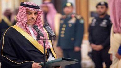 """صورة """"تطور لافت"""".. وزير الخارجية السعودي يتحدث عن جهود دولية لدمج المعارضة السورية مع حكومة بشار الأسد!"""