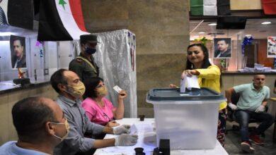 صورة أول خطوة عملية يتخذها نظام الأسد تحضيراً لإجراء انتخابات الرئاسة في سوريا