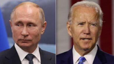 """صورة تقرير أمريكي يتحدث عن طموحات """"بوتين"""" في سوريا ويطالب """"بايدن"""" بلعب دور أكبر لمواجهة الدب الروسي!"""