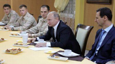 """صورة """"الأسد سيبقى في الحكم لفترة محدودة"""".. صحيفة أمريكية تتحدث عن تحديات كبرى تواجه """"بوتين"""" في سوريا"""